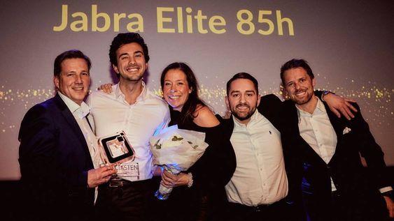 Jabra Elite 85h vant prisen for årets lydprodukt.