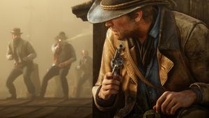 Red Dead Redemption 2 sliter på PC