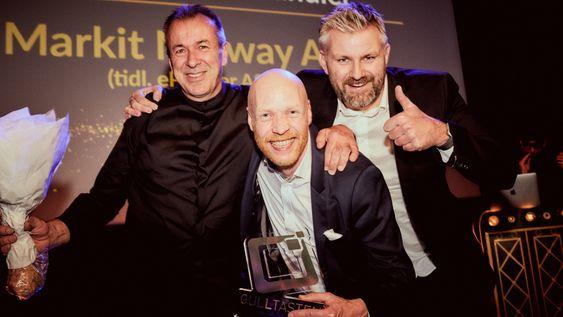 Markit Norway vant prisen for årets bedriftsforhandler.