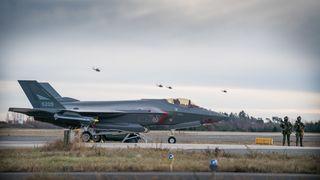 Mangler flyteknikere til F-35: Luftforsvaret legger ut utdanning på anbud