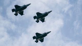 Riksrevisjonens jagerflykritikk holdes hemmelig