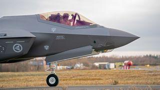 Historisk melding fra generalen: – Fra i dag er våre F-35 kampklare