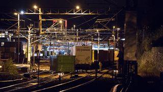 Godstog sporet av i Bergen – alle tog innstilt