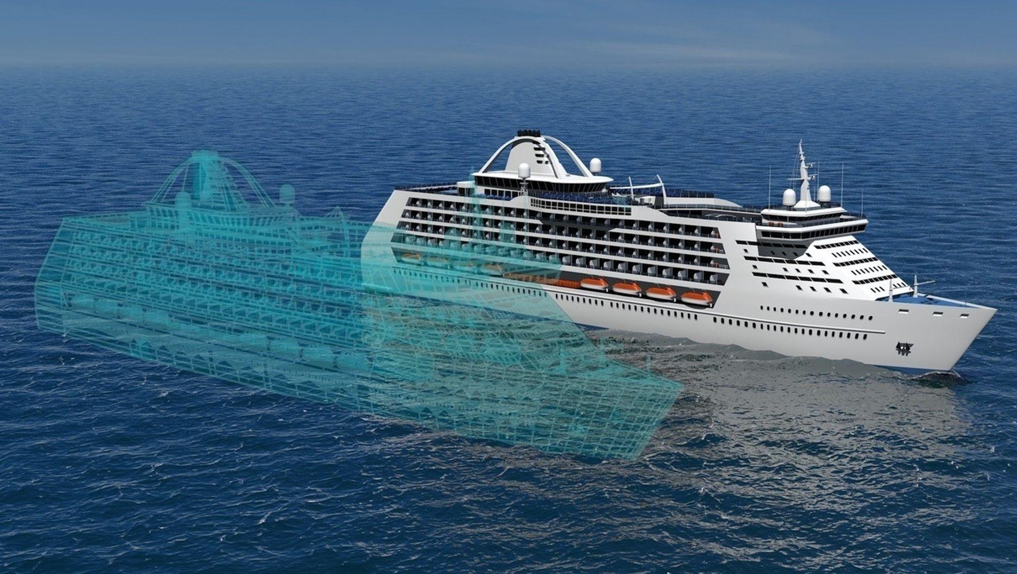 ANNONSE: Neste generasjons digitale tvillinger: Slik skal de redusere ulykker og utslipp i skipsfarten