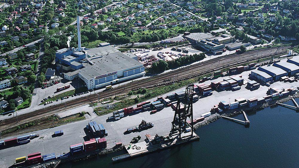 Steinullfabrikken er en hjørnesteinsbedrift i Moss med over 130 ansatte.
