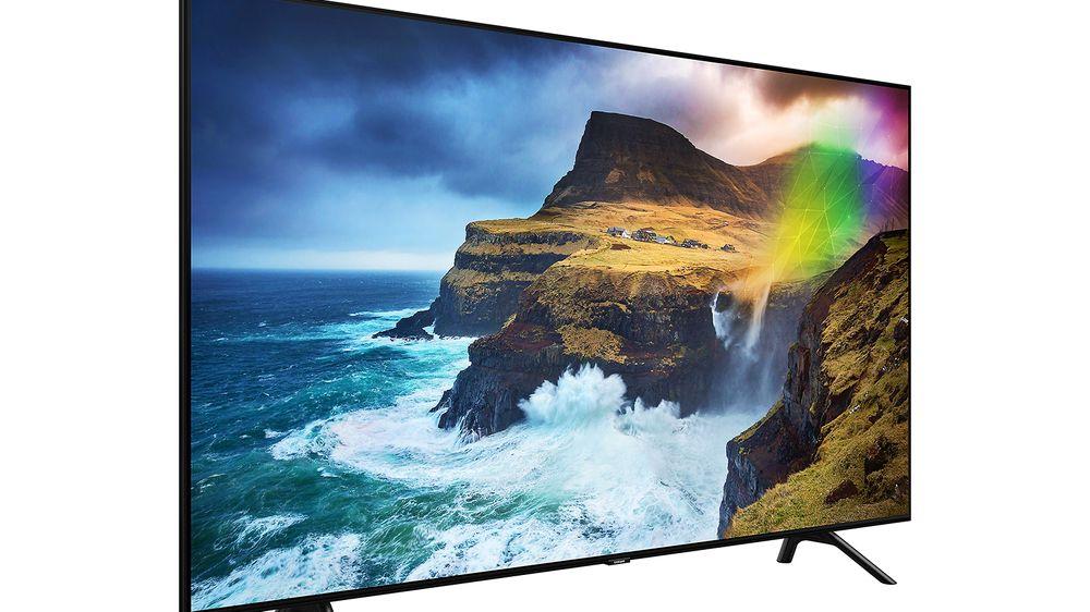 Årets TV: Samsung Q70R. Foto: Samsung