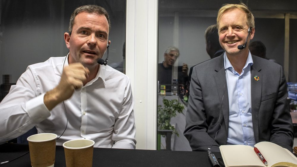 Zero-sjef Marius Holm og Skift-sjef Bjørn Haugland vil at Norge skal ta rollen som utstillingsvindu for både gode løsninger og politikk.