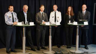 Havarikommisjonen med kritisk rapport om KNM Helge Ingstad: Se framleggelsen om igjen her