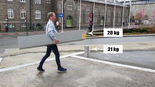 Foamrox Rolf Jakobsen Arendal glassceller betong skumglass tunnel bygg brannsikkerhet