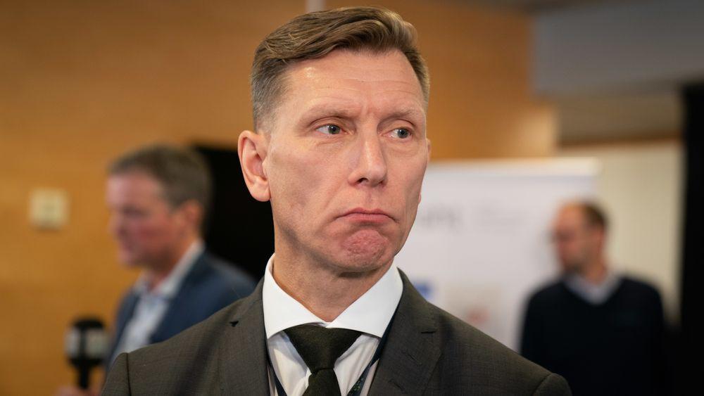 Direktør William Bertheussen i Havarikommisjonen kan ikke si noe om når neste rapport blir lagt fram.
