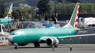 Om fire måneder skal MAX 8-flyene i lufta igjen, ifølge American Airlines