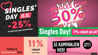 Er Singles Day nye Black Friday?