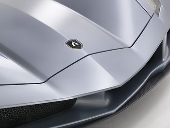 Aspark har kun sluppet noen få, hemmelighetsfulle bilder av den ferdige bilen.