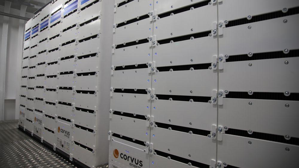 Norled bygger om de tre Nesodden-fergene Kongen, Dronningen og Prinsen til batteridrift. Der er det også Westcon/Corvus som leverer batterier og elektro- og styringssystemer.