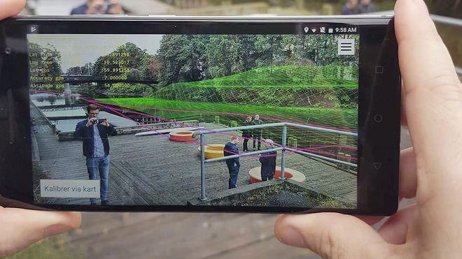 Det startet med at Norkart i 2017 utviklet en prototyp-app for Kartverket.