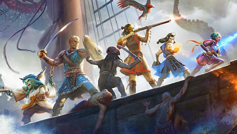 Det ser dårlig ut for Pillars of Eternity 3