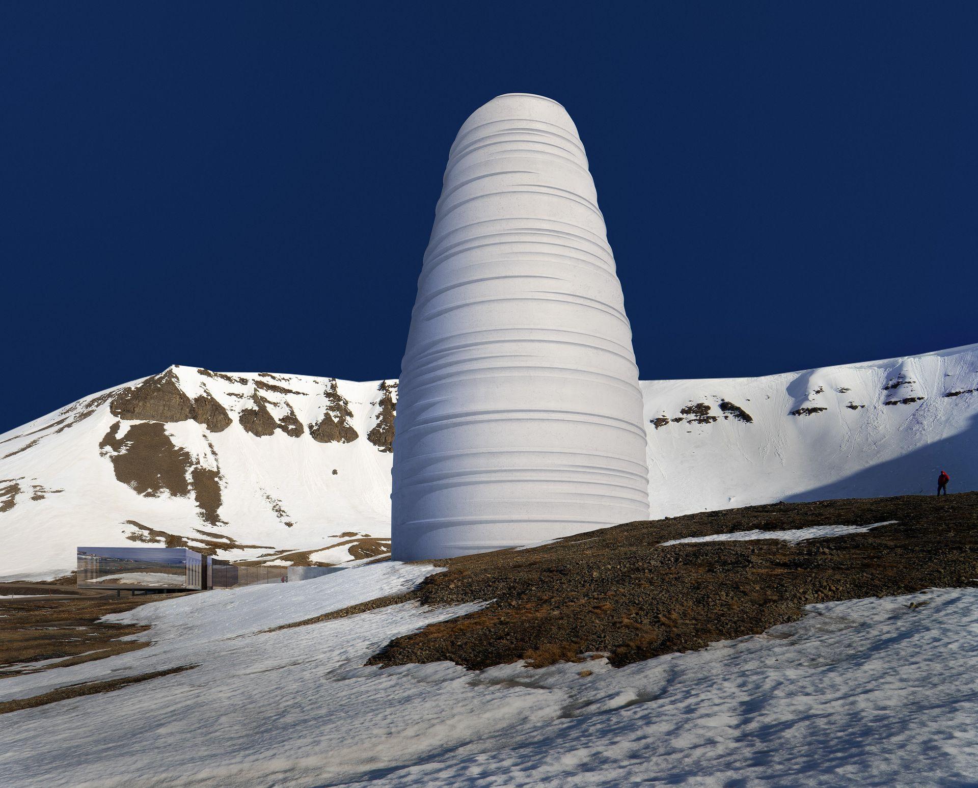 Dette kan bli Svalbards største turistattraksjon