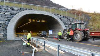Krever 333 mill ekstra etter tunnelprosjekt - 70 skyldes forbud mot nattarbeid