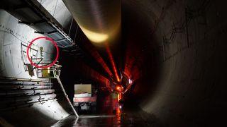 Slik borer de 10 km tunnel og treffer målet med 2 cm margin