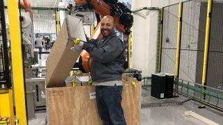 Corvus Energy: Første batterier fra ny fabrikk til hybridskip