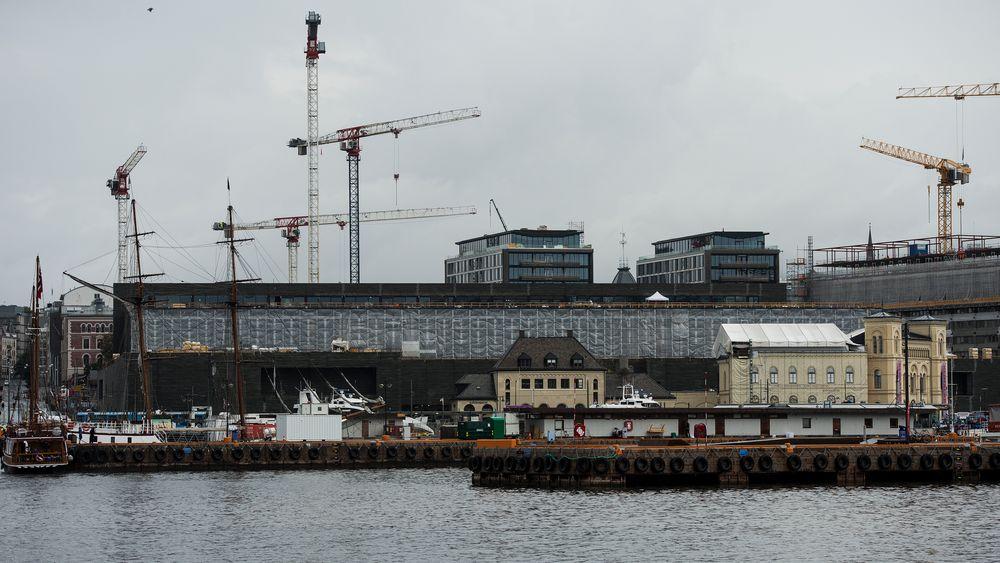 Det nye Nasjonalmuseet på Vestbanen vil ikke åpne i løpet av høsten 2020 likevel. Nå er det klart at åpningen er utsatt til våren 2021.
