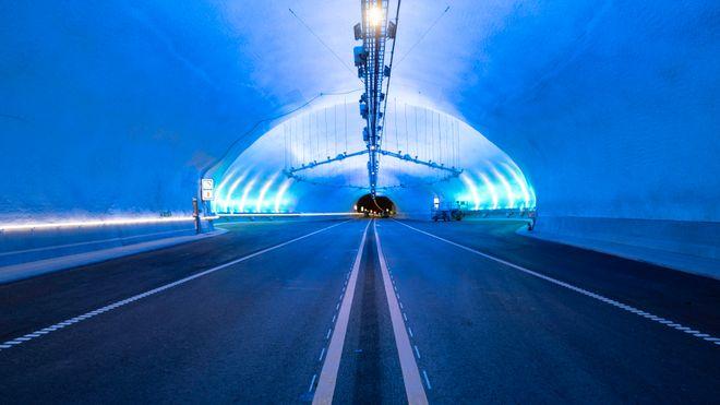 Mælefjelltunnelen