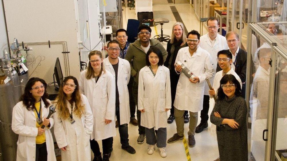 Membranforskningsgruppen ved NTNU leter blant annet etter materialer som kan bidra til å filtrere ut karbondioksid.