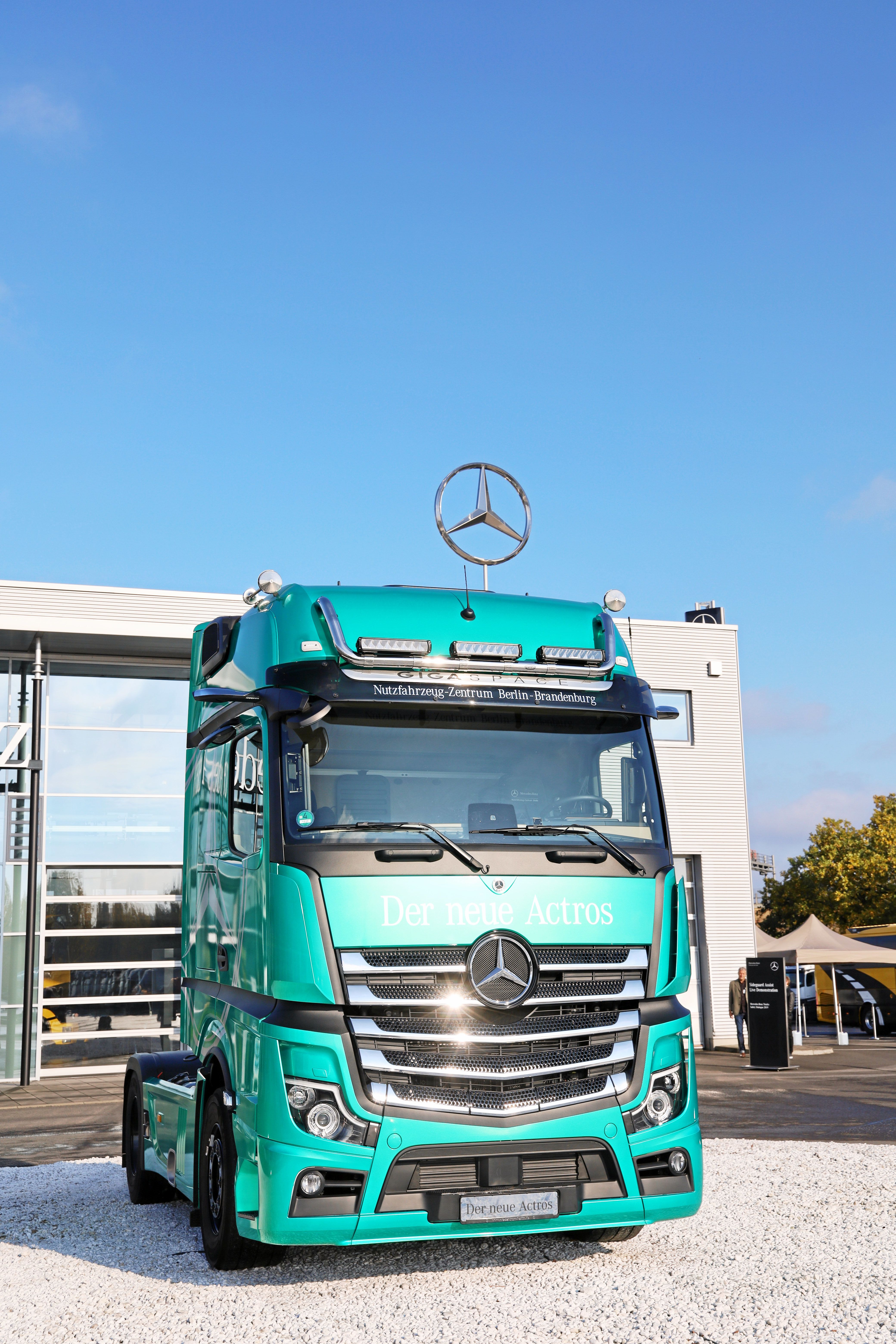 Mercedes-Benz Actros - Truck of the Year 2020 - AT.no