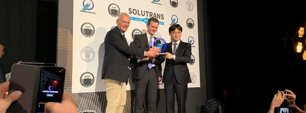 Truck Innovation Award 2020