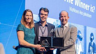 Norske ingeniører vant internasjonal teknologipris