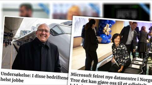 Ledig stilling som journalist i digi.no