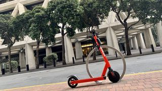 Så enkelt fikk de orden på elsparkesyklene i San Francisco