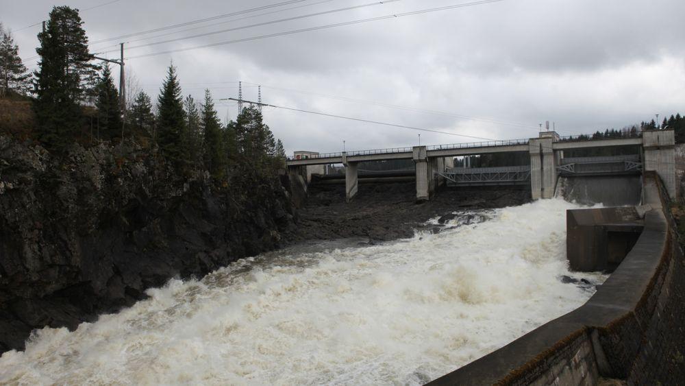 Klimaendringene er allerede synlige i NVEs statistikker. I fjor fikk Norge 3,5 terrawattimer ekstra vannkraft. Total årsproduksjon er omlag 140 TWh.