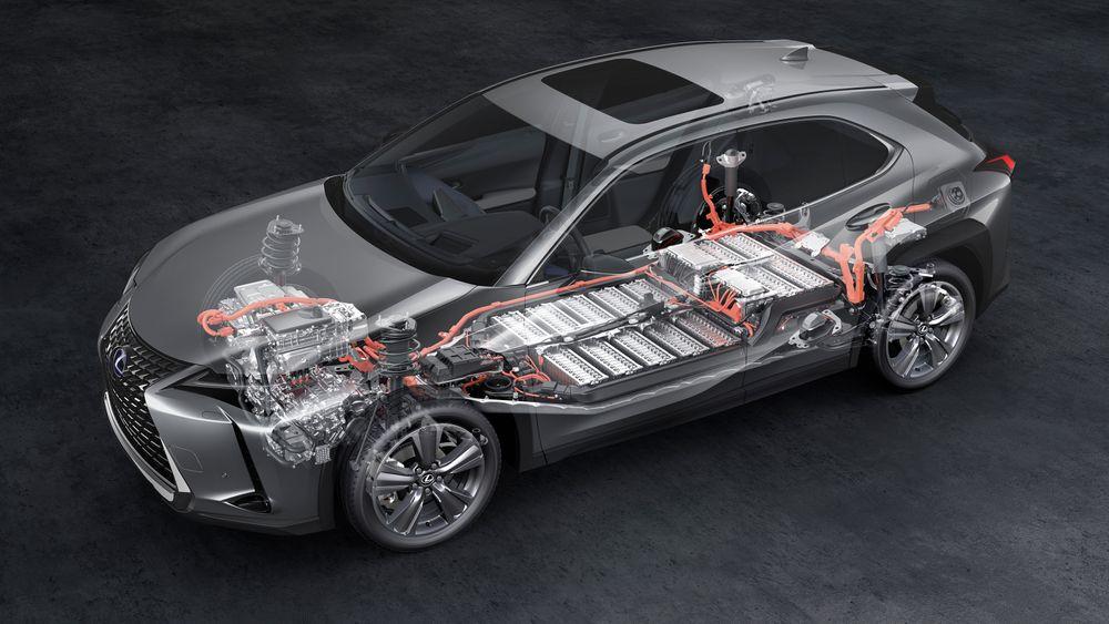 Med elbilen satser Lexus på å doble salget av bilmerket i Norge.
