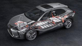 Om ett år kan du få Lexus i Norge, med laber lading og ukjent rekkevidde