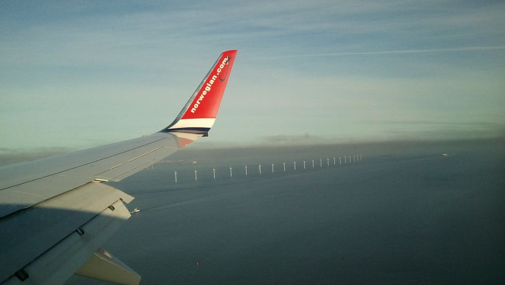 Norwegians store fly er blant de som en gang i blant vil måtte finne en alternativ flyplass når vinden kommer inn feil.