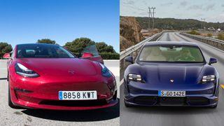 Nå kjemper elbilmodellene side om side med fossilene om å bli kåret til Årets Bil