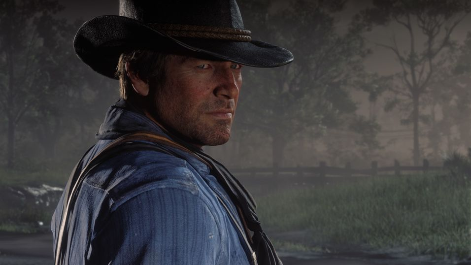 Red Dead Redemption 2 har fått Steam-dato