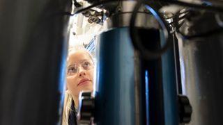 Avanserte sensorer og en supermaskin utsetter eldrebølgen på norsk sokkel