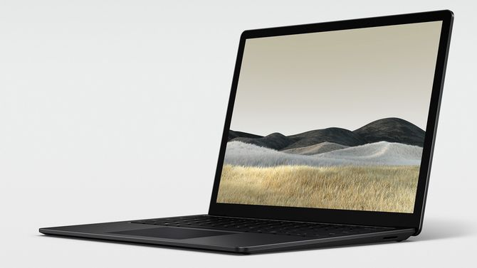 Microsoft Surface Laptop 3.