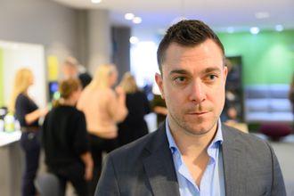 Leder for Dagbladet sin økonomisatsing Børsen, Jan Thomas Holmlund.