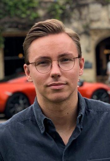 - Kjempeleit, sier Morten Moum hos Škoda-importøren.