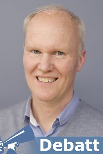 Andreas Sinding Aasen, management consultant Devoteam Fornebu Consulting