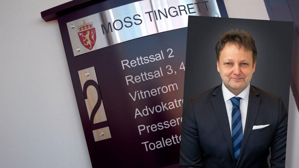 Miris-gründer Jan Gunnar Mathisen er daglig leder i Innovasjon og Eiendom som ble dømt i Moss tingrett i år.
