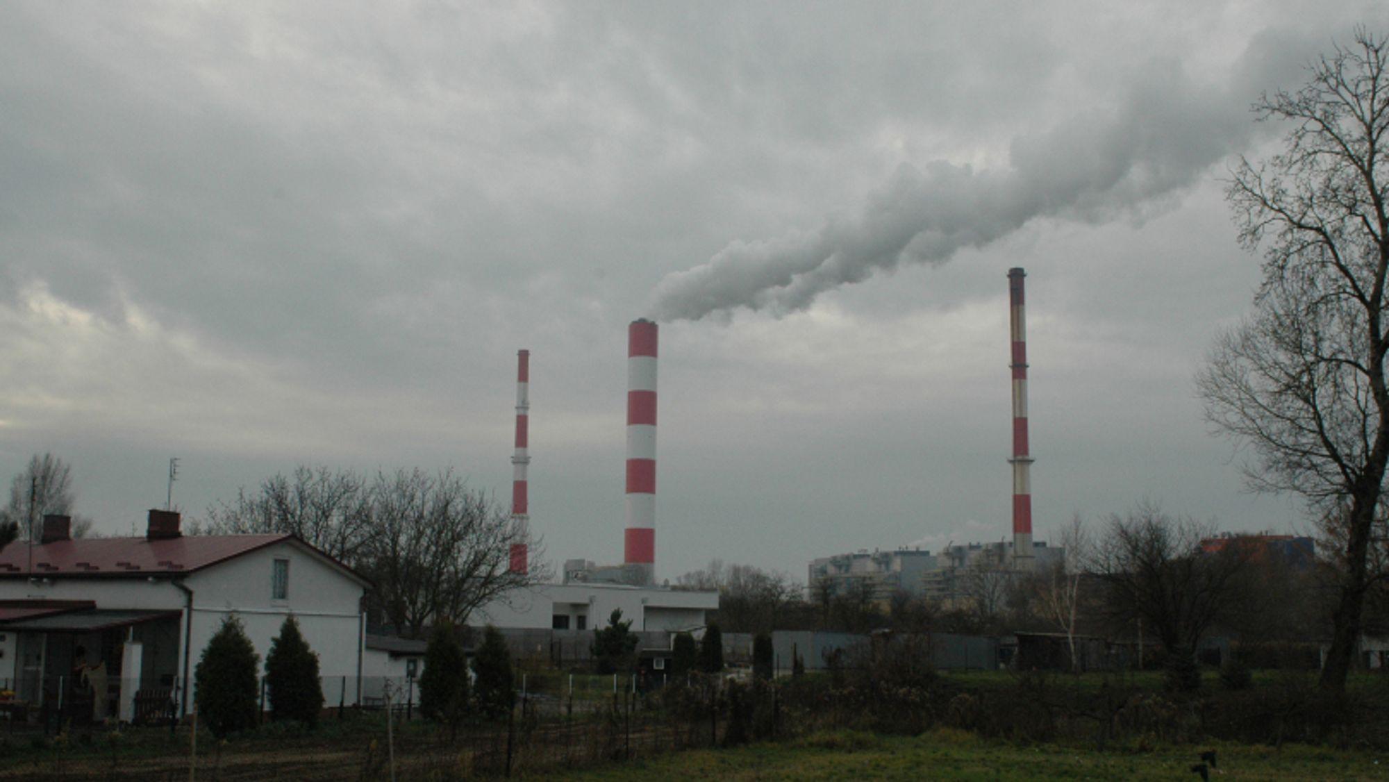 Verdens kullforbruk faller.
