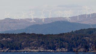 Elleve vindkraftkonsesjoner kan bli inndratt
