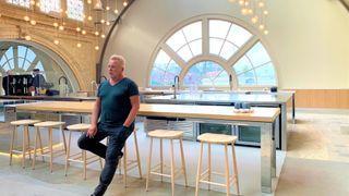 Lasse Andresen er i gang med sin tredje startup. Denne gang fra «poshe» lokaler på kaikanten i San Francisco.