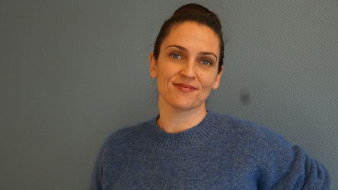 Prosjektleder for Minibarna, Maria Grande.