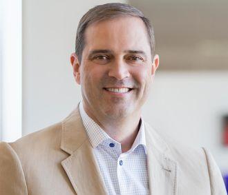 Chuck Robbins, styreformann og administrerende direktør i Cisco.