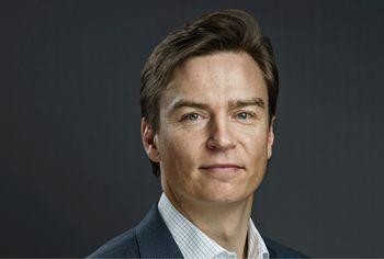 - Vil vil være markedsleder på hurtiglading, sier Håkon Stiksrud i Circle K.